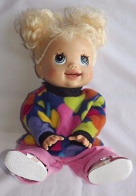 Heart Jumper & Trackpants Doll Clothes 4 Baby Alive / Baby Born/Baby Born Sister