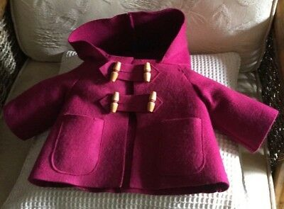 Genuine Paddington bear Gabrielle  ceris coat very rare