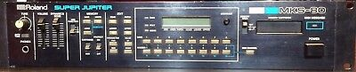 Roland MKS-80 Super Jupiter Analog Synthesizer 230 Volt