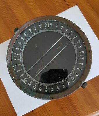 Large Vintage fixed compass - Maybe ships compass?