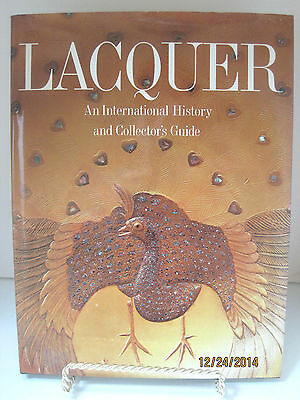 Lacquer An International History - Collector's Guide, Japanning1989