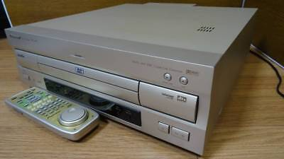 Excellent Pioneer DVL-919 LD · DVD · CD player from Japan