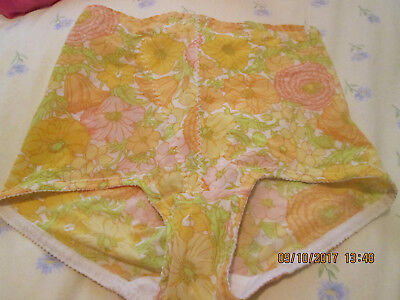 Vintage 1960s St Michael Pantie Girdle  Control Knickers Waist 27-28, hips 38-40