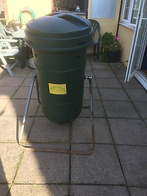 Tumbler Composter Aerobic Large Used