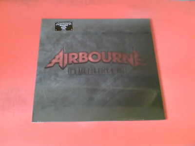 "AIRBOURNE It's All For Rock N' Roll 12"" Vinyl! RSD 2017! New And Sealed!"