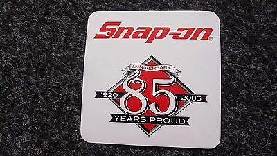 Snap On Sticker..Anniversary
