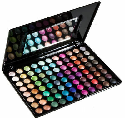 New 88 Colours Eyeshadow Eye Shadow Palette Makeup Kit Set Professional UK TOP