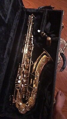 Selmer Omega 164 Tenor Sax Near Mint High F# Look👀