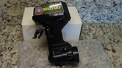 NIB Nylint replacement 1:10 scale Outboard Boat Electric Motor