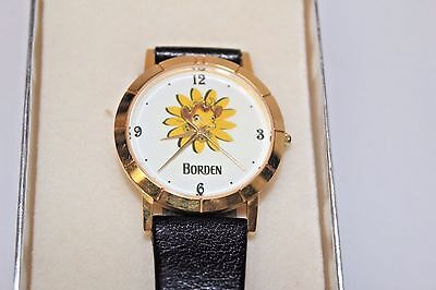 ELSIE Borden Watch Mid-Late 20th Century Vintage / Works Perfectly! IMAGE CO.