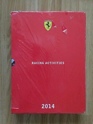 Racing Activities Ferrari 2014 - Annuario/Yearbook - F1 - 99p START