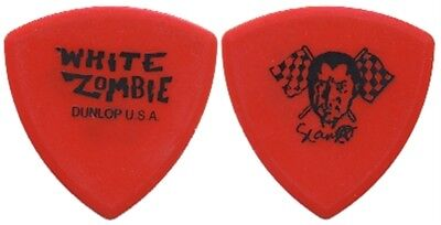 White Zombie Sean Yseult authentic 1997 tour collectible stage band Guitar Pick