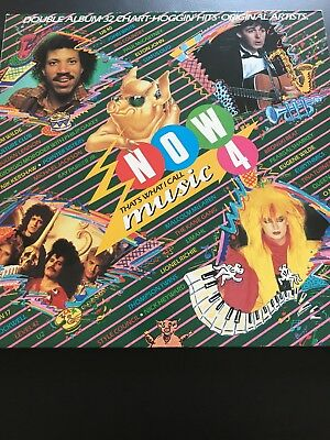 Now Thats What I Call Music 4 Original Vinyl LP