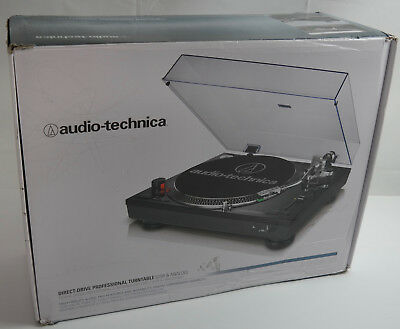 Audio-Technica AT-LP120BK-USB Direct-Drive Professional Record Player