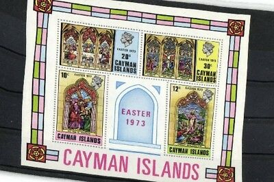 Religion - Cayman Islands 1973 (574206)