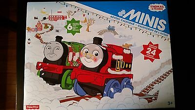 Thomas & Friends Minis Advent Calendar - Fisher Price - Brand NEW! last one