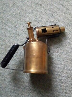 Vintage Blow lamp Stainsons  Universal