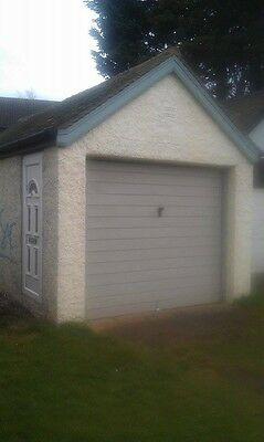 Free Hold - Detached Garage For Sale ( Skegness Lincolnshire )