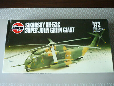 Transporthubschrauber Sikorsky HH-53C Super Jolly Green Giant  Airfix Kit 1:72