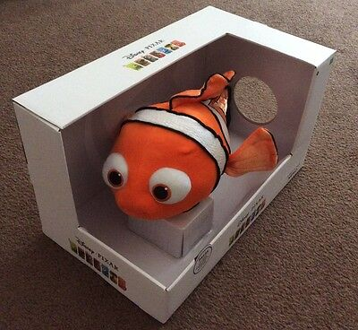 Brand New DISNEY Pixar Cuddle N Talk NEMO