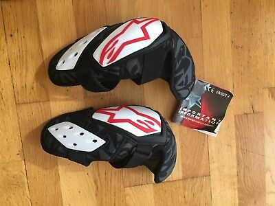 Mountain Bike Elbow Pads. Alpinestars. Med. Body armour. Moab.