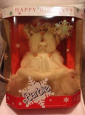 Happy Holidays Special Edition 1989- NEW IN BOX- NEVER REMOVED FROM BOX