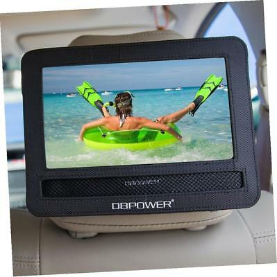 DBPOWER 10/10.5 Car Headrest Moust Holder Strap Case  for DVD player