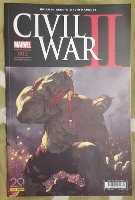 Civil War II n°2