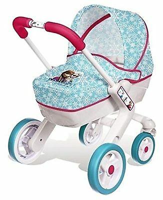 Smoby 511345 Frozen-Doll's Pushchair Pram