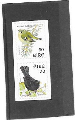 "STAMPS: IRELAND 1990s "" BIRD "" DEFINITIVE'S (S/AD ROLL STAMPS) U/MINT"