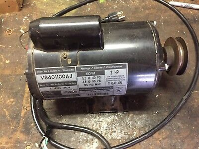 Electric Motor 2 HP