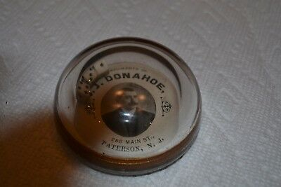 Vintage Dice Paper Weight Patterson NJ