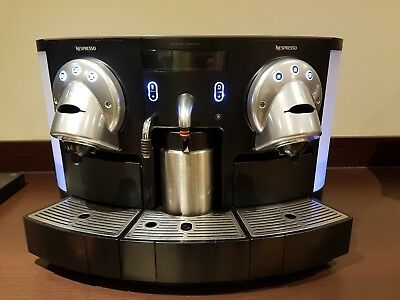 nespresso gemini cs 200 cs 200 professional coffee machine capsule espresso. Black Bedroom Furniture Sets. Home Design Ideas
