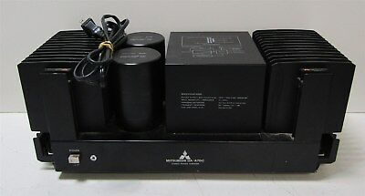 Mitsubishi Stereo Power Amplifier DA-A7DC Tested/Works