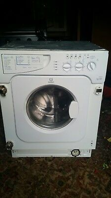 Indesit Washer Dryer, great condition, white built in but easily doesnt need to