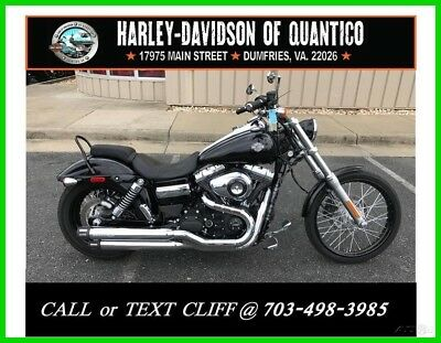 2015 Harley-Davidson Dyna  2015 Harley-Davidson Dyna FXDWG   Wide Glide Used