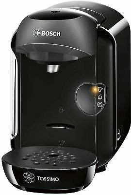 Bosch Tassimo Vivy Hot Drinks and Coffee Machine 1300 W - Black