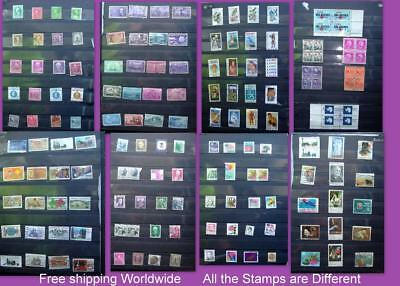 United States Stamp collection All Stamps are Different Free Shipping Worldwide