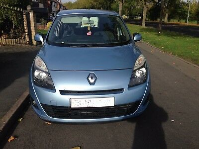 2009 Renault Grand Scenic 1.4 Tce Turbo Expression 7 Seater Mot-2018 No Reserve