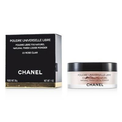 Chanel Poudre Universelle Libre Finish Loose Powder 22 Rose Clair 30g