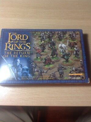 Games Workshop The Lord of the Rings: The Return of the King Heroes of the West