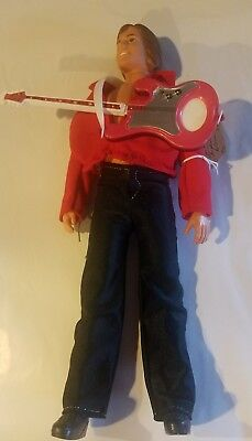 Vintage 1978 Kenner SHAUN CASSIDY Doll The Hardy Boys Joe Hardy Action Figure