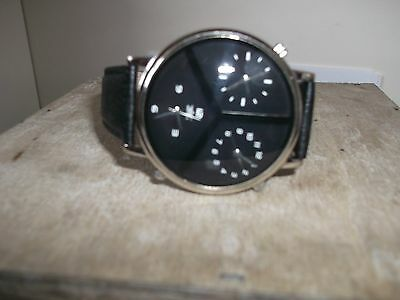 Watches of Charactor Mercedes Emblem Watch