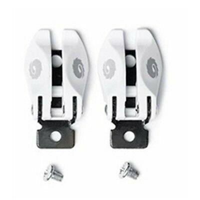 Sidi MX/ST Pop Buckle - White