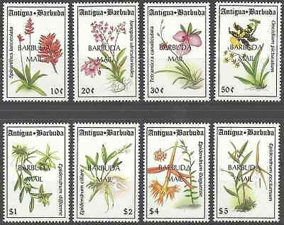 Timbres Flore Barbuda 1401/8 ** lot 244