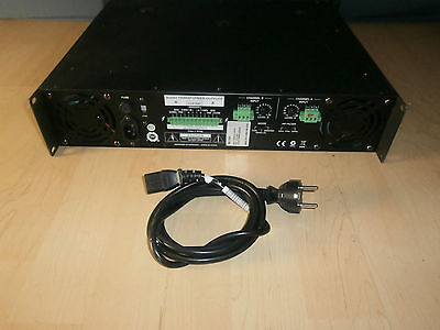 Endstufe,dynacord  PCL 1225T, 2 x  250W power amplifier,paramus contractor line