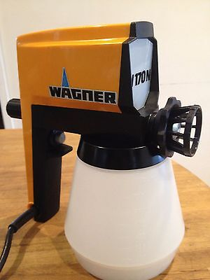 Wagner Airless Electric spray gun W170N New