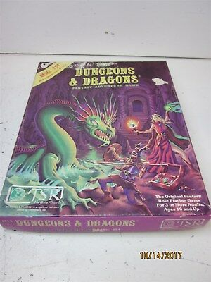 Dungeons & Dragons Fantasy Adventure Game Lot