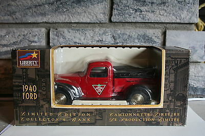 Liberty - 1940 Ford Canadian Tire - Diecast Model Bank Ltd.ed