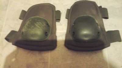 military elbow protector OD Green